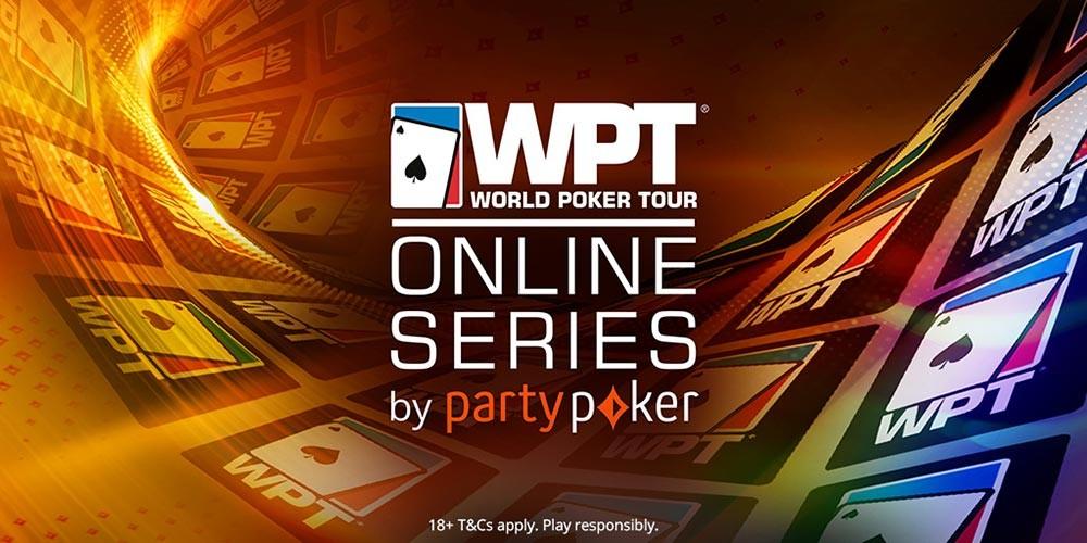 WPT Online от PartyPoker
