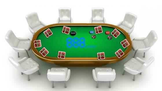 888 Покер - обзор рума