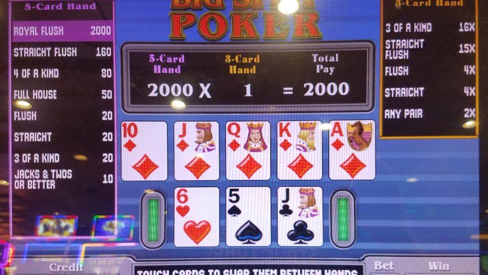 Big Split Poker